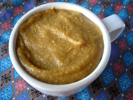 Armenian Apricot Soup