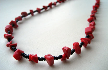 Valentine's Necklace Giveaway